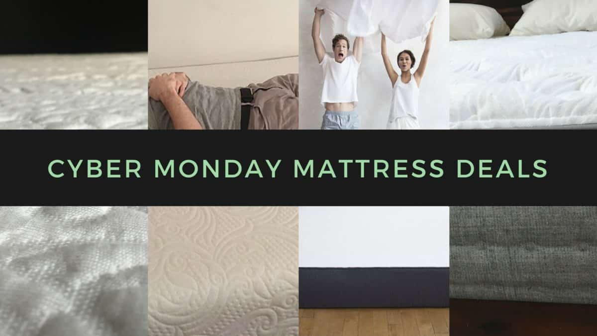 Best Cyber Monday Mattress Deals Up To 1200 Off