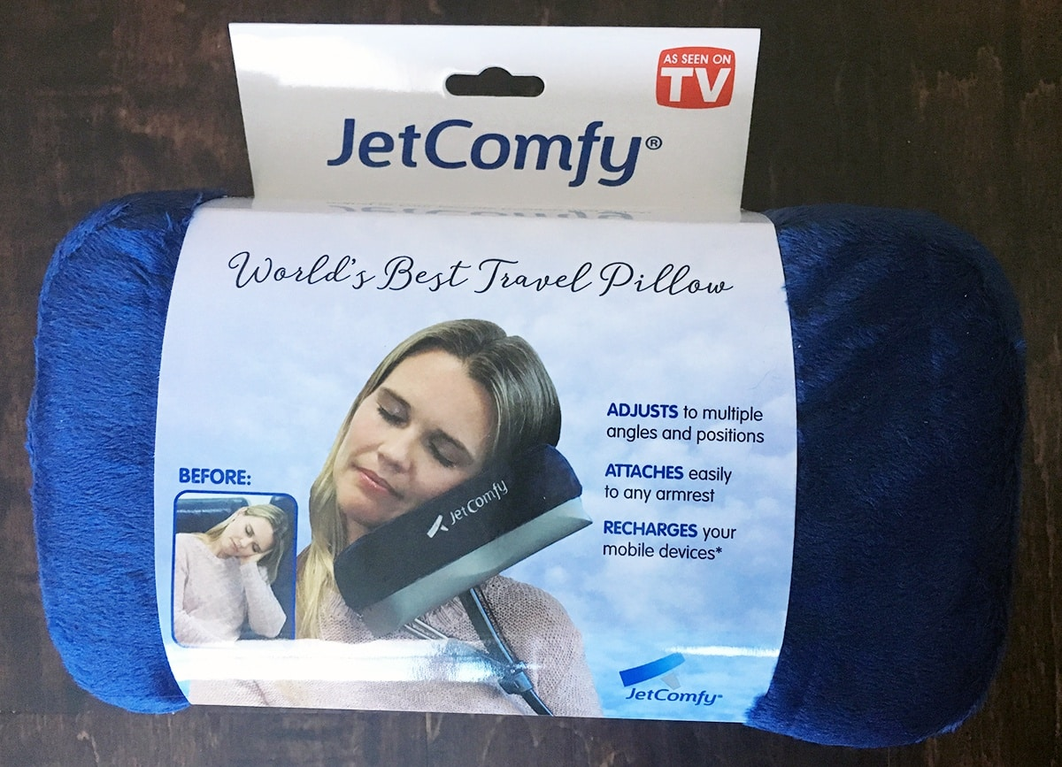 JetComfy Travel Pillow Review