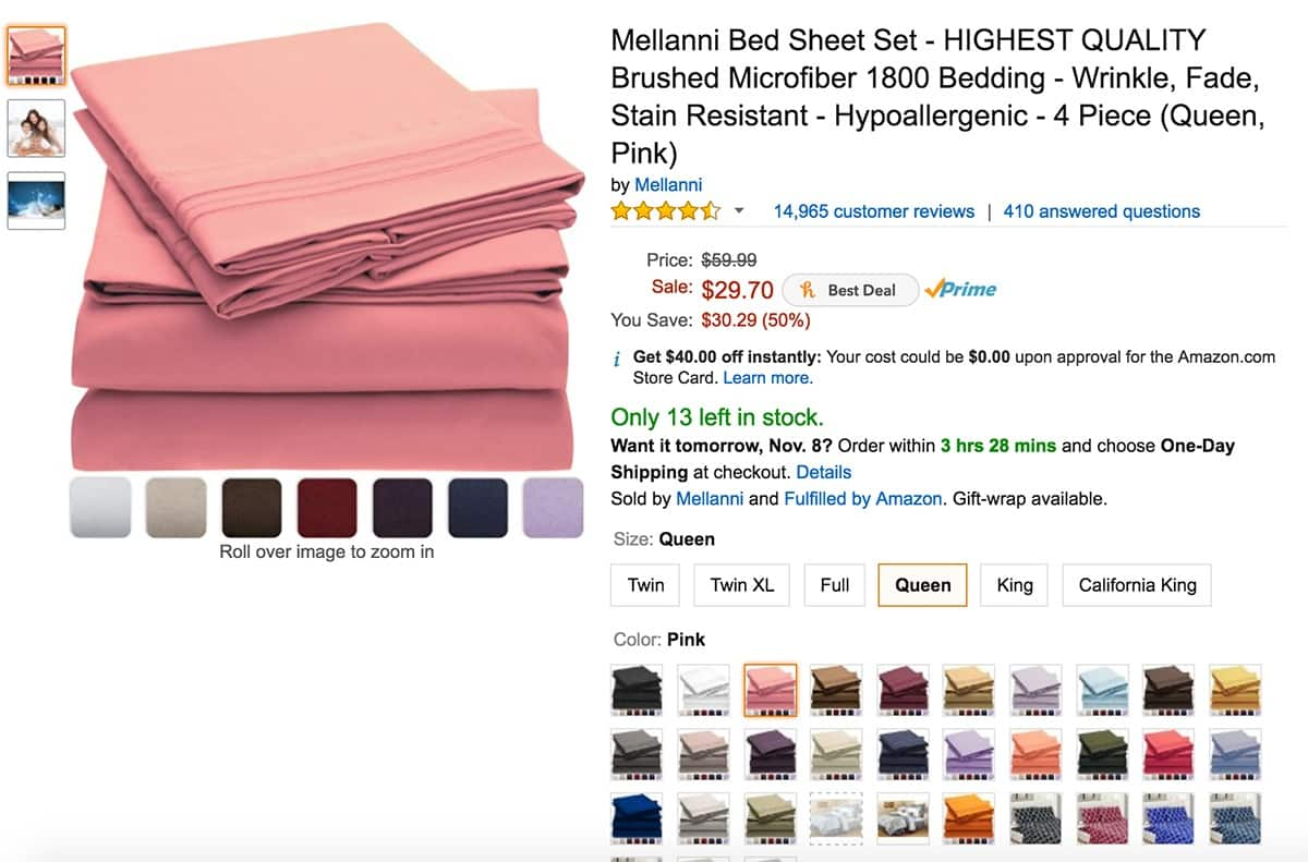 microfiber sheet review; microfiber sheet reviews; mellanni sheet review; mellanni sheet reviews; brushed microfiber review; brushed microfiber reviews; sheet review; bed sheet review
