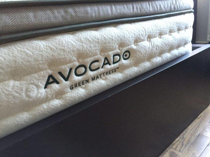 Avocado mattress construction