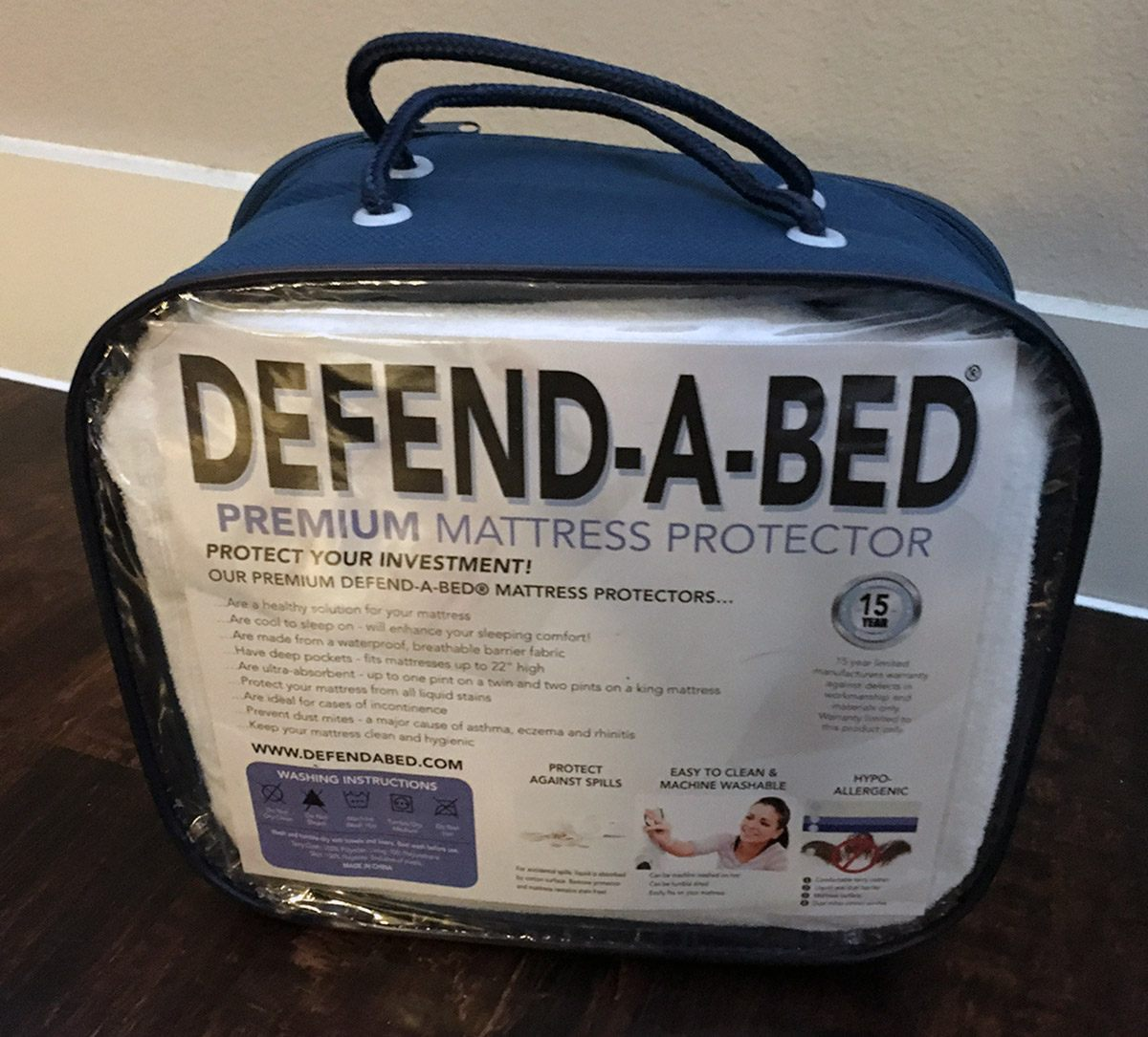 Defend-A-Bed Premium Mattress Protector Review