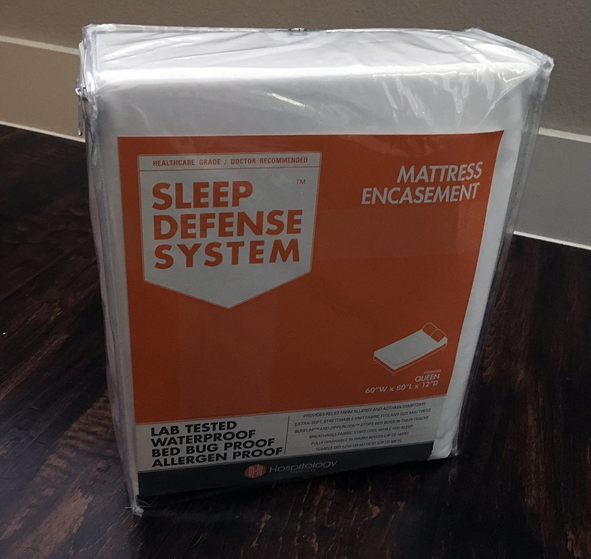 Sleep Defense System Mattress Protector Review
