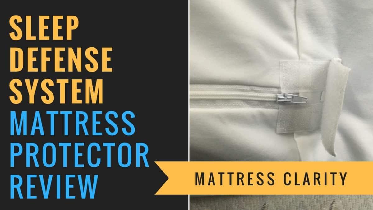 Sleep Defense System Mattress Protector Review Mattress