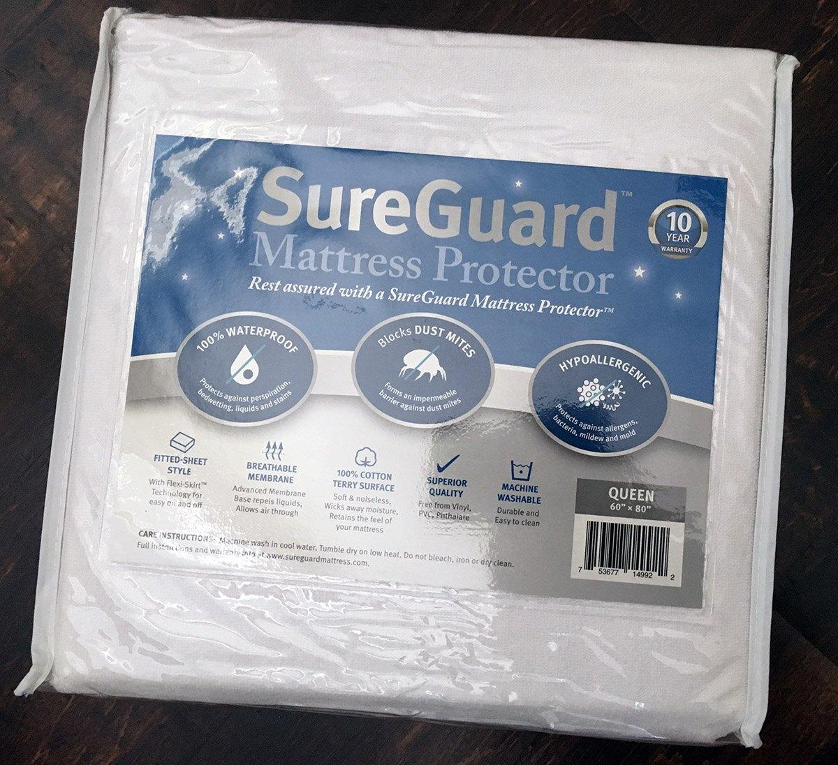 SureGuard Mattress Protector Review
