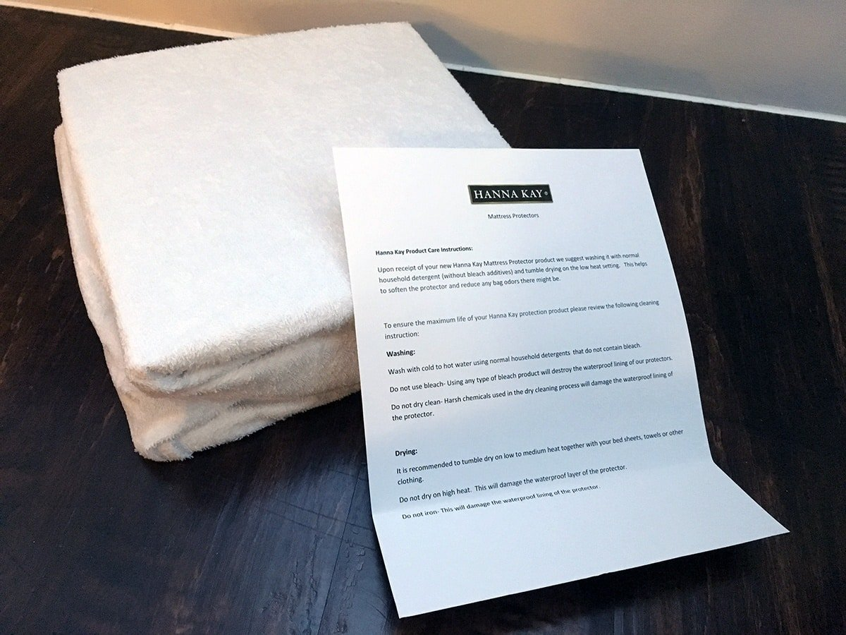 Hanna Kay Premium Mattress Protector Review