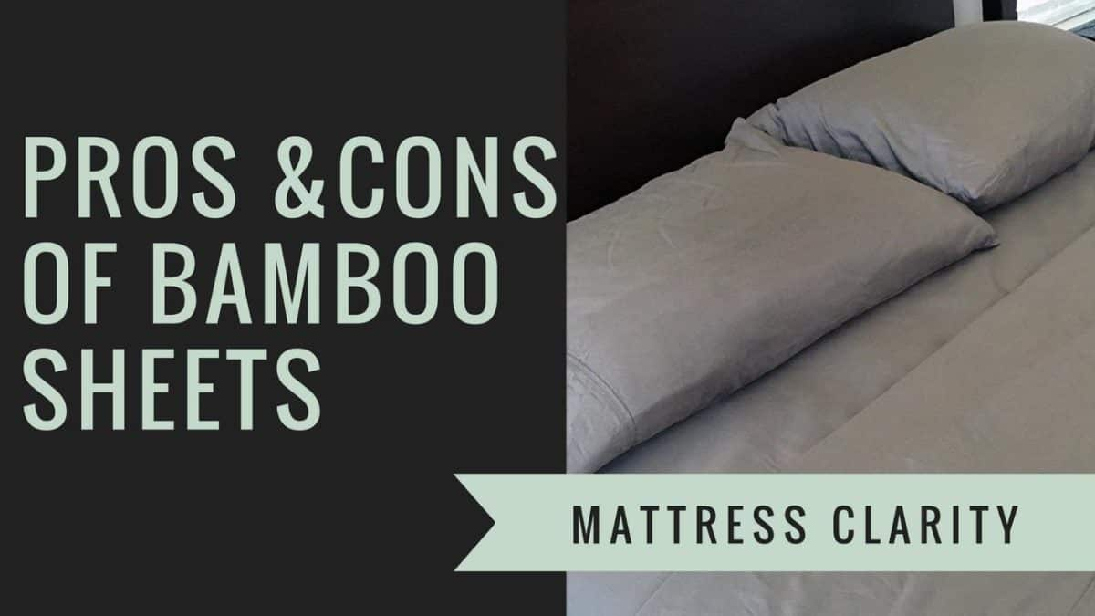 The Pros And Cons Of Bamboo Sheets