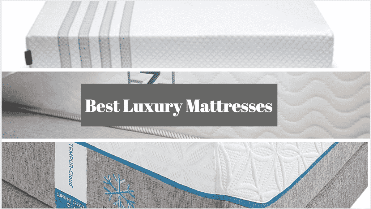 Best Reviewed Luxury Mattresses 2019