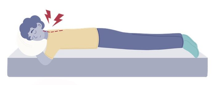 Neck Pain From Stomach Sleeping