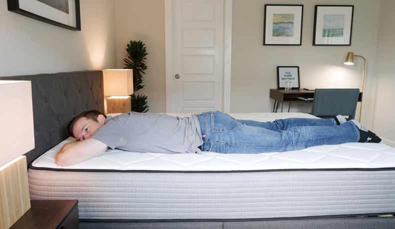 7 Best Mattresses For Stomach Sleepers Mattress Clarity