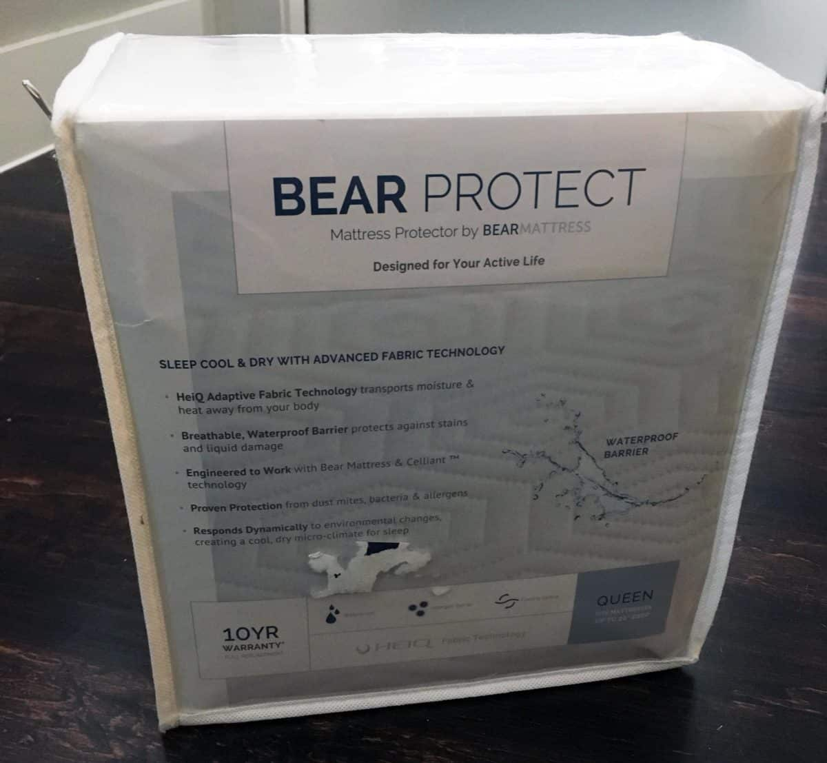 Bear Mattress Protector Review
