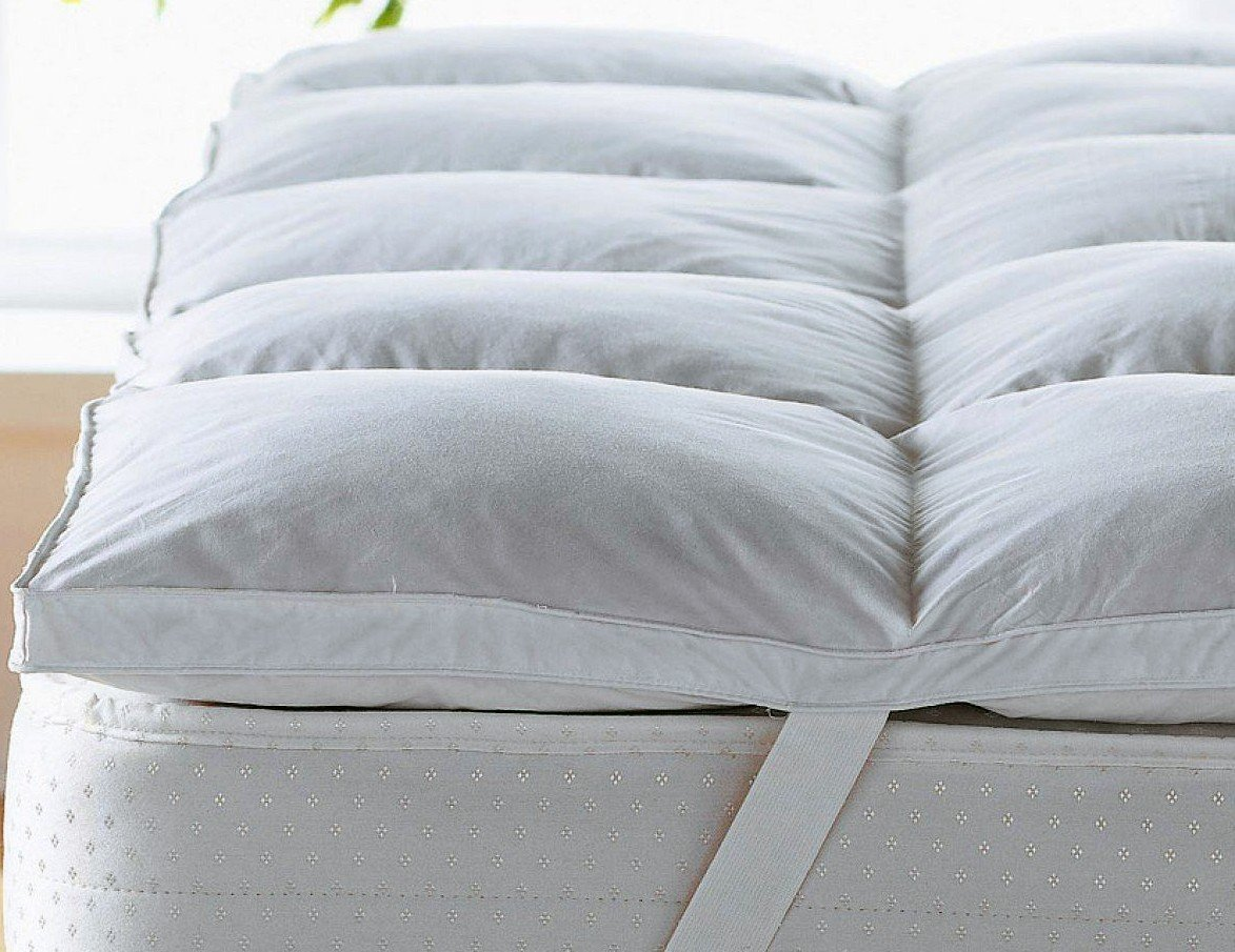 mattress pad vs mattress topper Mattress Pad VS. Mattress Topper: What's The Difference? mattress pad vs mattress topper