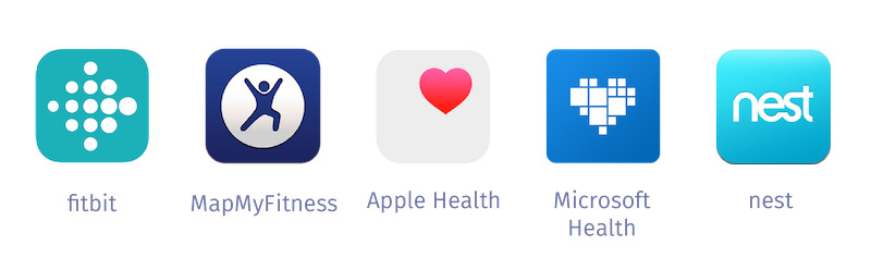 popular wellness apps