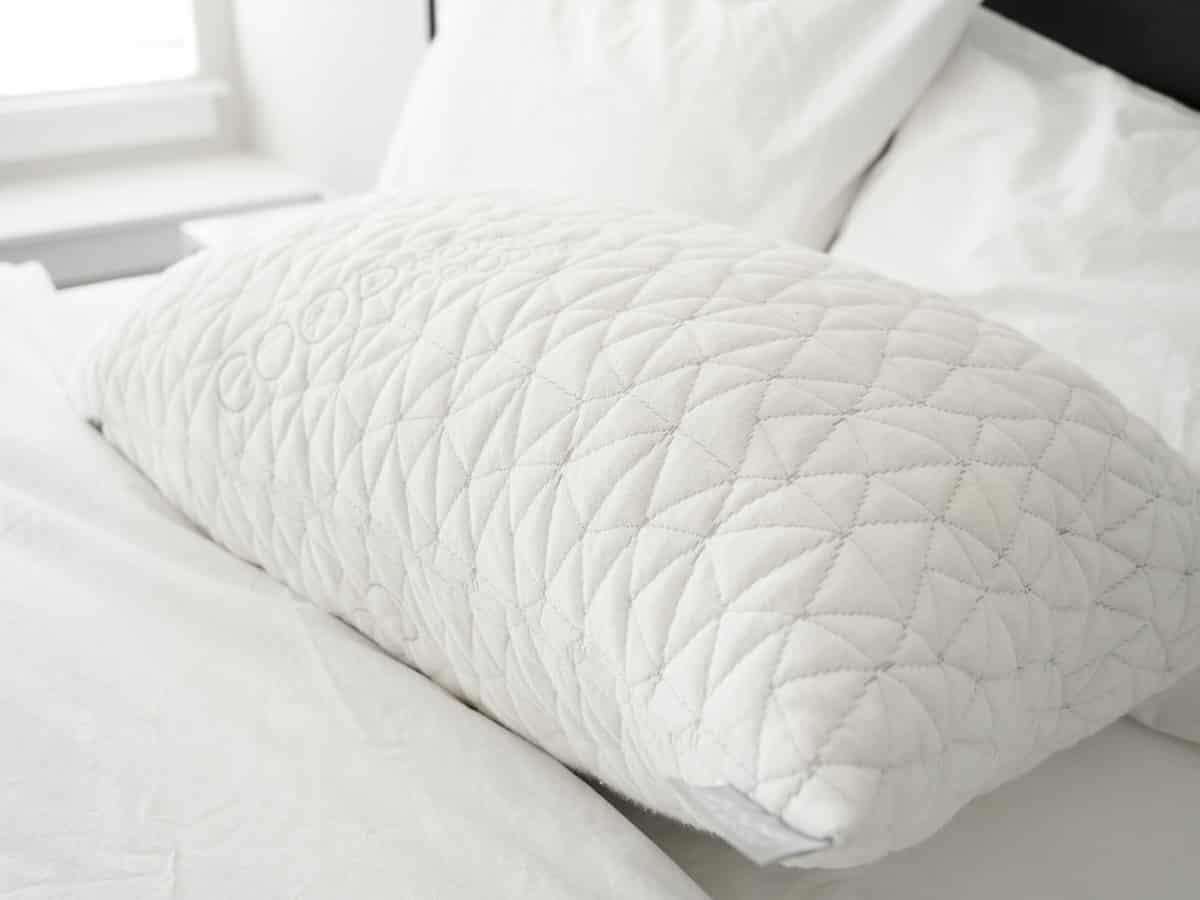Coop Home Goods Original Adjustable Shredded Foam Pillow