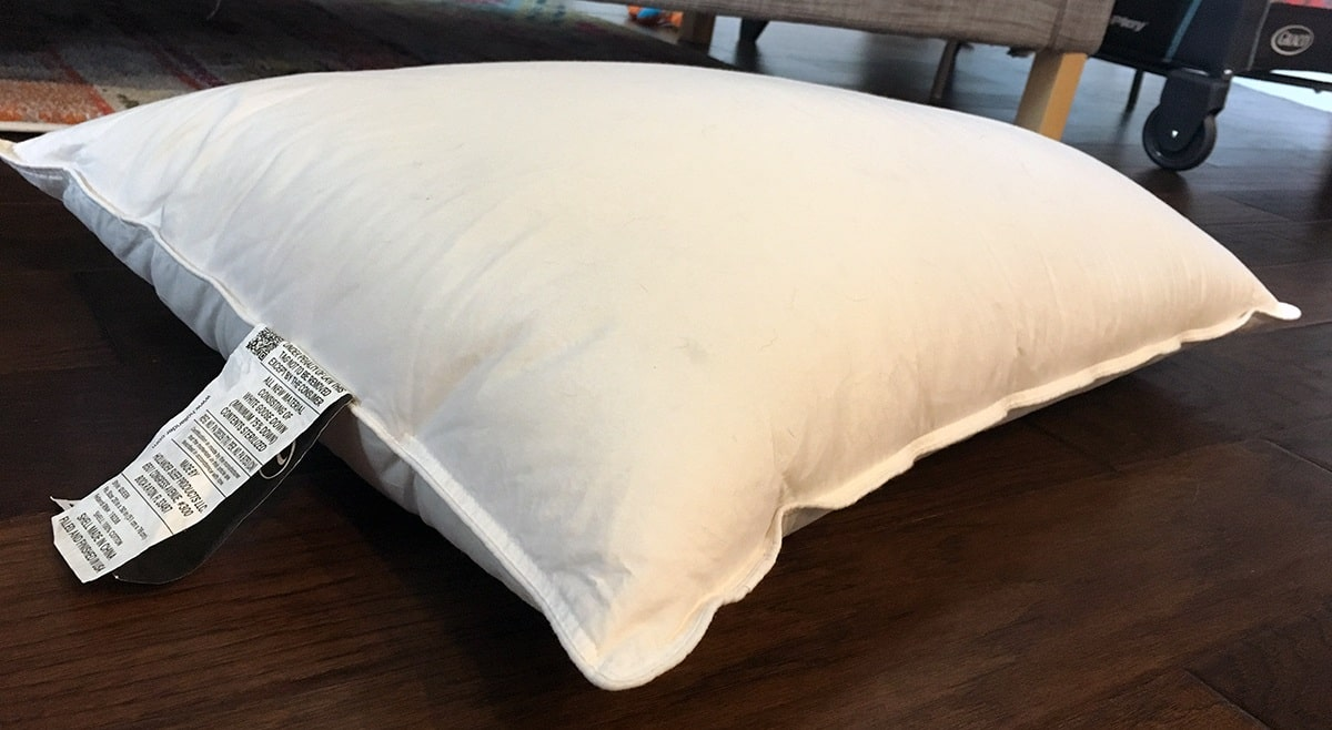 eLuxurySupplyPillowReview