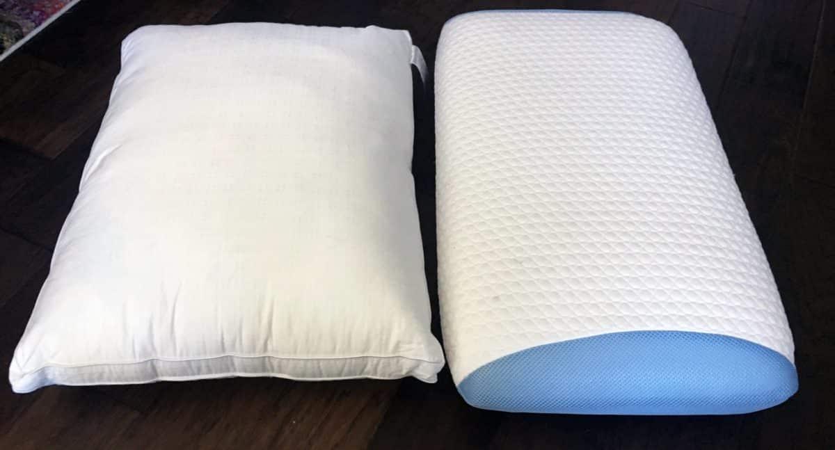 Pillow Reviews: Five Star Down Alternative vs. Bear