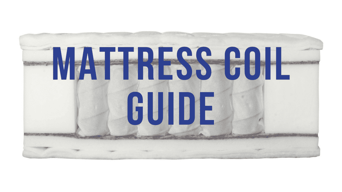 Mattress Coils Considerations When Purchasing A Mattress
