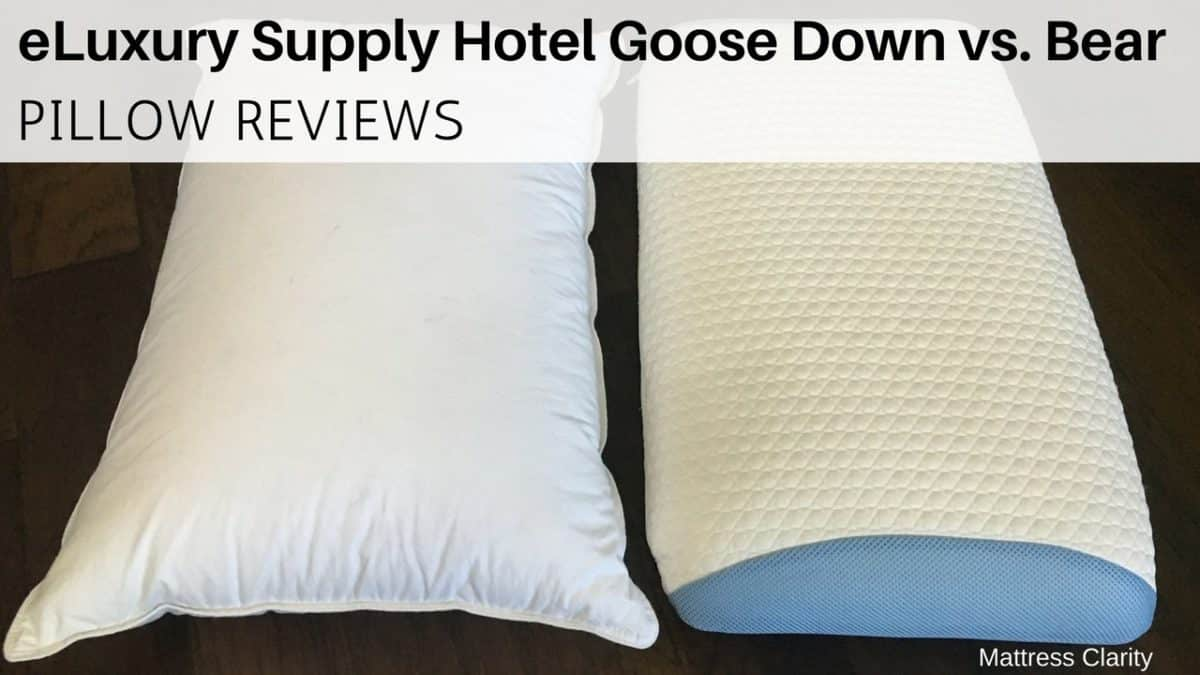 Best Down Pillows For Neck Pain