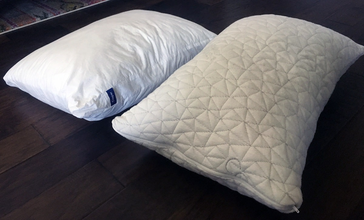 Pillow Reviews: Casper Vs. Coop Home Goods