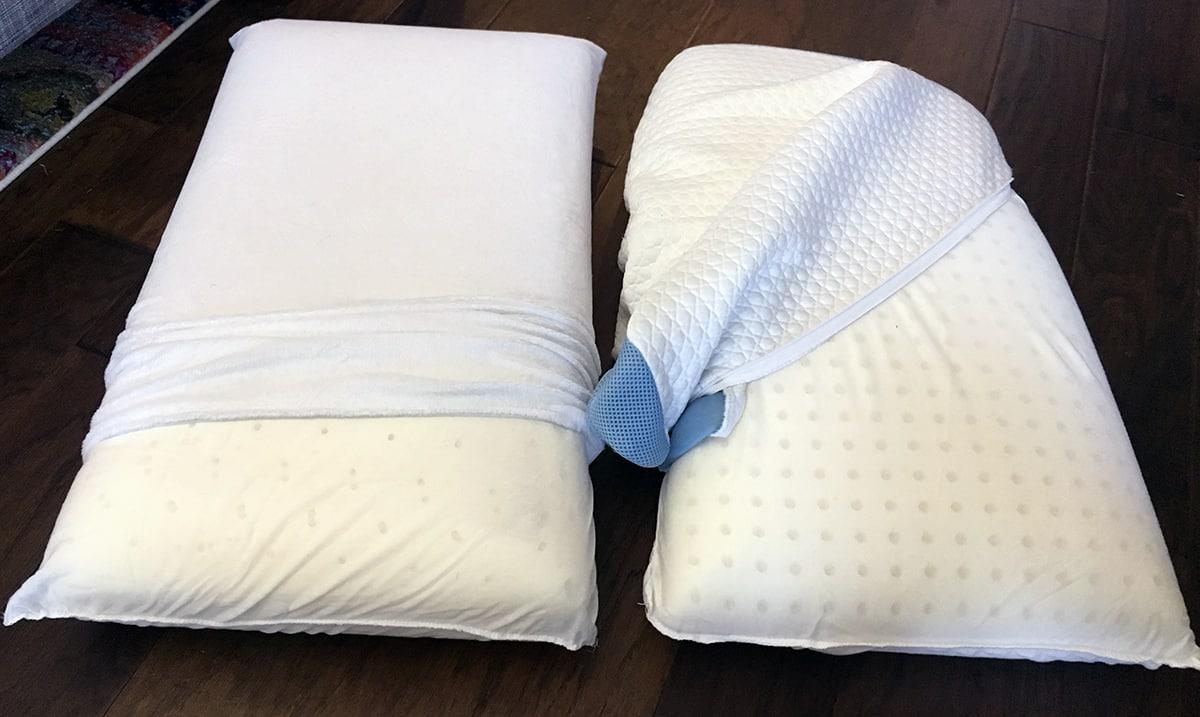 Pillow Reviews Classic Brands Conforma Vs Bear
