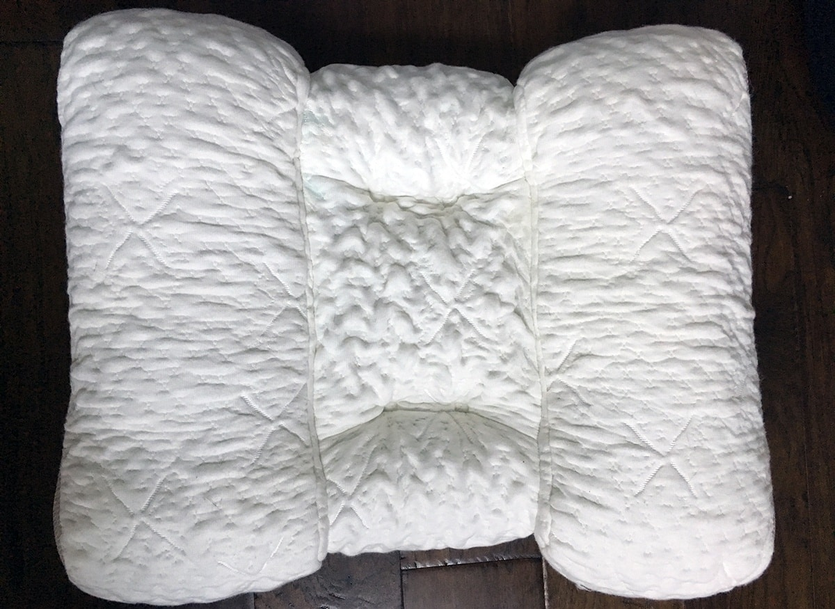 SpineAlign Pillow Review