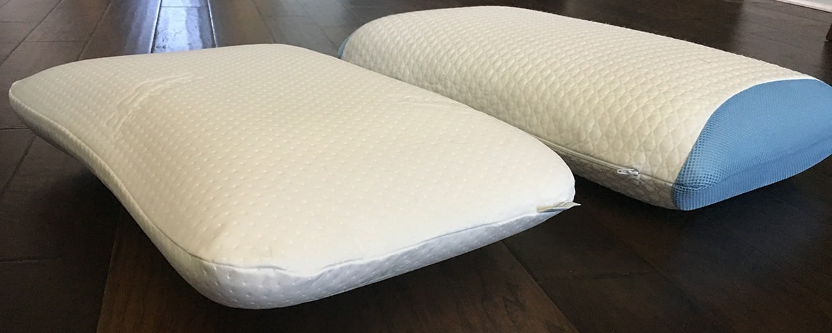 Pillow Reviews: Tempur-Symphony vs. Bear