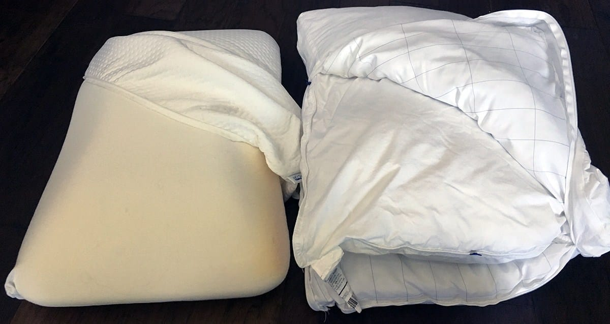 Pillow Reviews Tempur Symphony Vs Casper Mattress Clarity