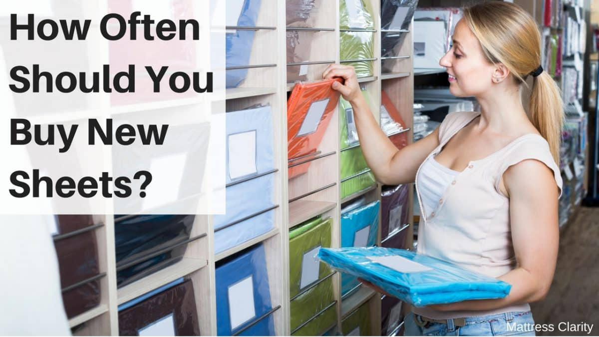 How Often Should You Buy New Sheets