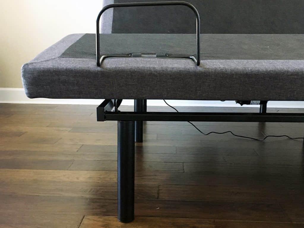 Lucid L300 Adjustable Bed Base Leg