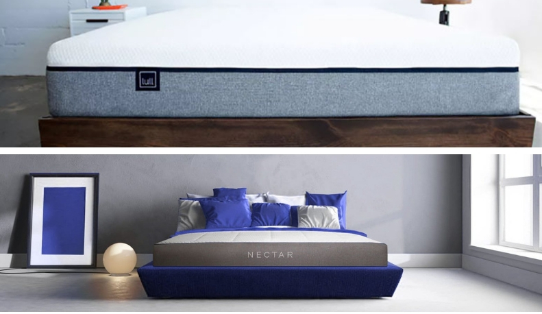 Lull Vs Nectar Mattress Comparison Which Should You