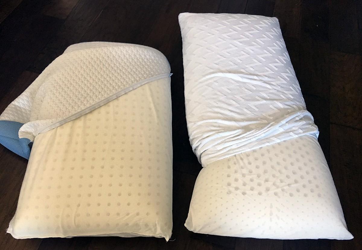 Pillow Reviews Bear Vs A Z 100 Natural Talalay Latex