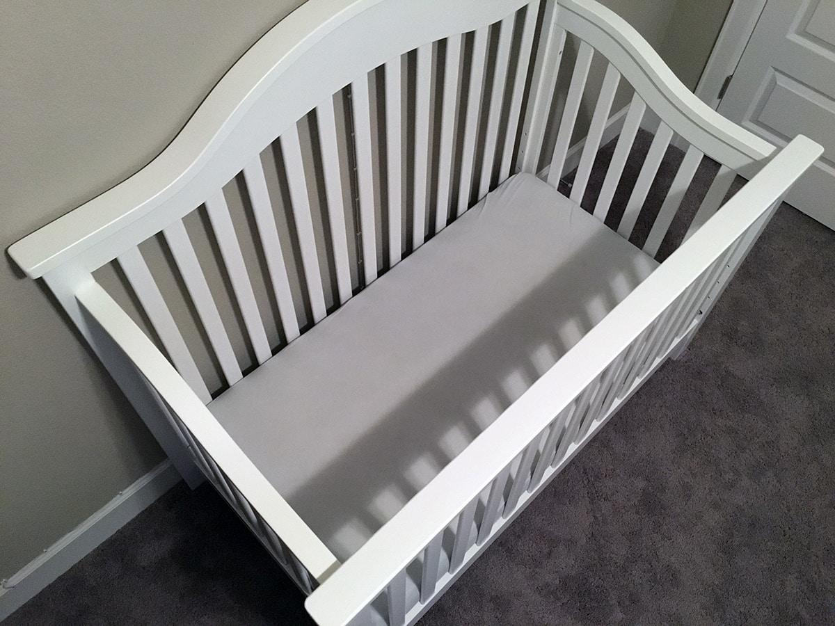 Naturepedic Ultra Breathable 2 Stage Organic Crib Mattress