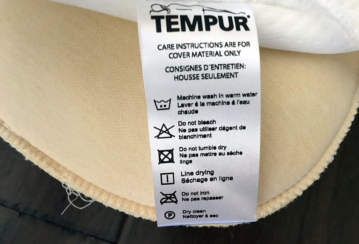 Tempur Embrace Pillow Review Mattress Clarity