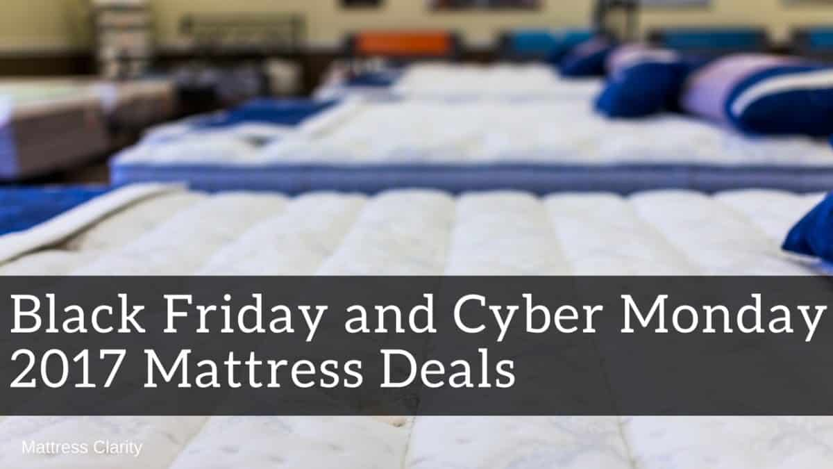 black friday cyber monday mattress deals titlejpg - Cyber Monday Mattress Deals