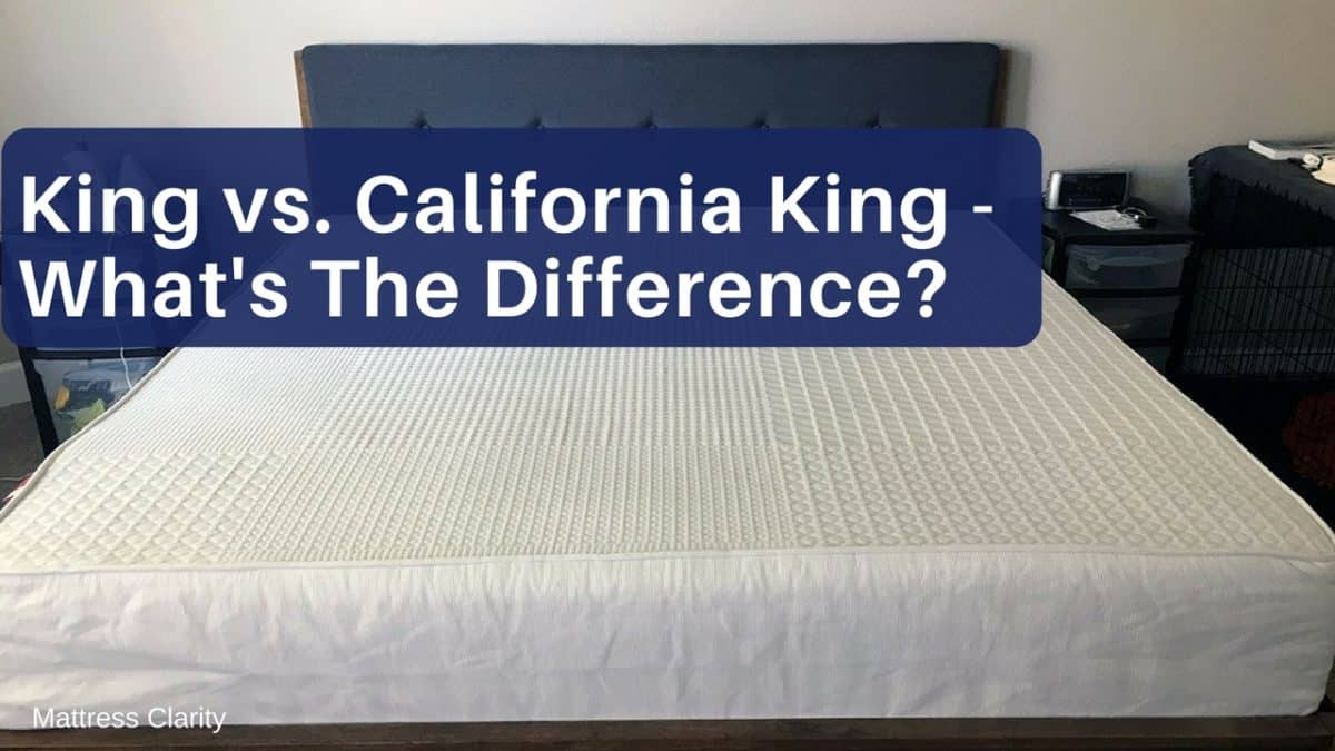 King Vs California King What S The Difference