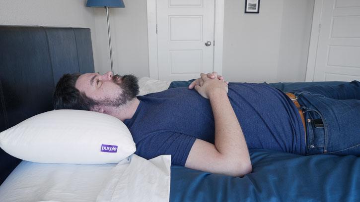 Best Pillows for neck pain 2020 - Marten's Take