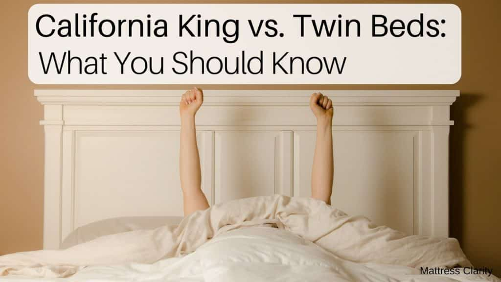 California King Vs Twin Beds Mattress, 2 Twin Beds Together Make A King
