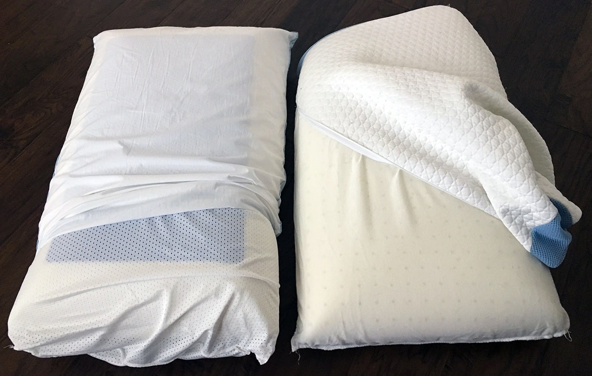 Tempur Cloud Breeze Dual Cooling Pillow Reviews Cloud Images