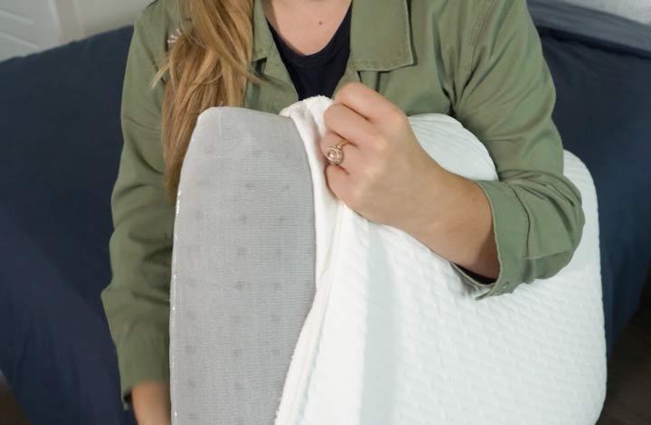 Tuft & Needle Pillow Construction