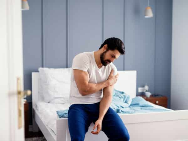 How To Sleep If You Have Neck Or Shoulder Pain Mattress