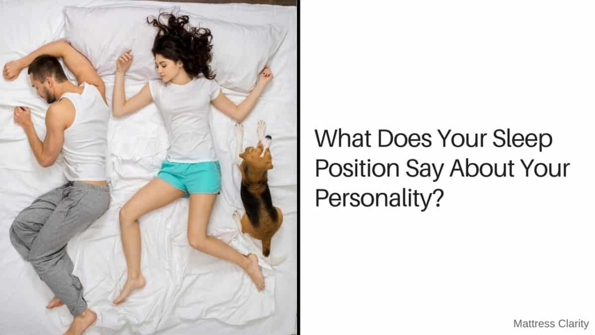 What Does Your Sleep Position Say About Your Personality