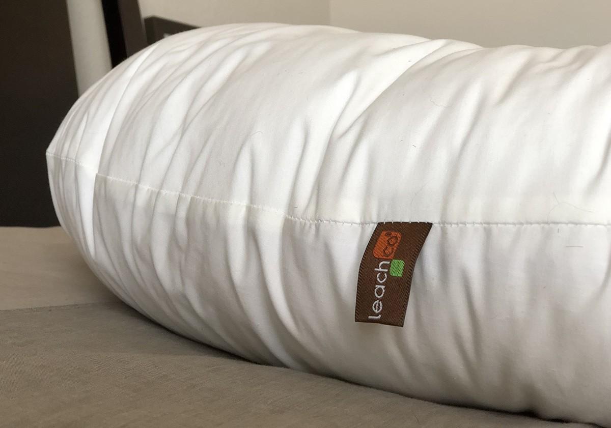 Leachco Back N Belly Pregnancy Pillow Review Mattress