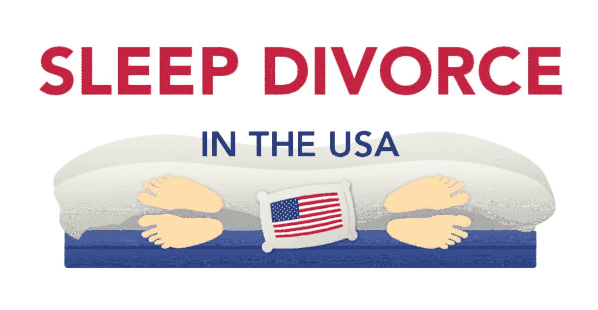 Sleep Divorce In The Usa Mattress Clarity