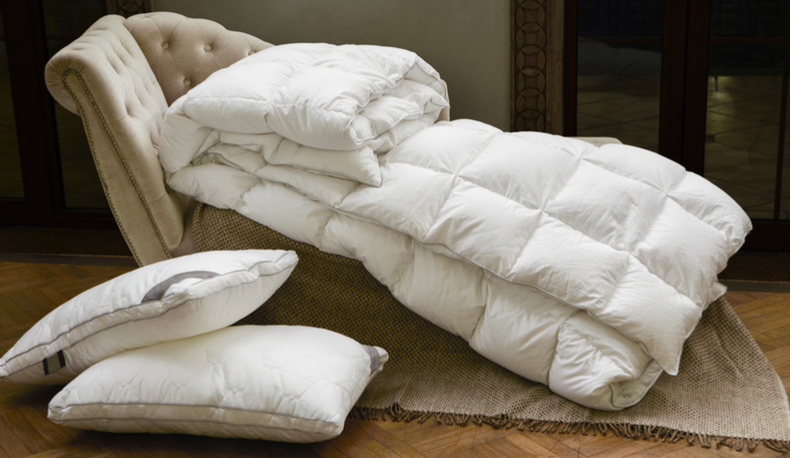 Tips To Getting Your Comforter Fluffy Again