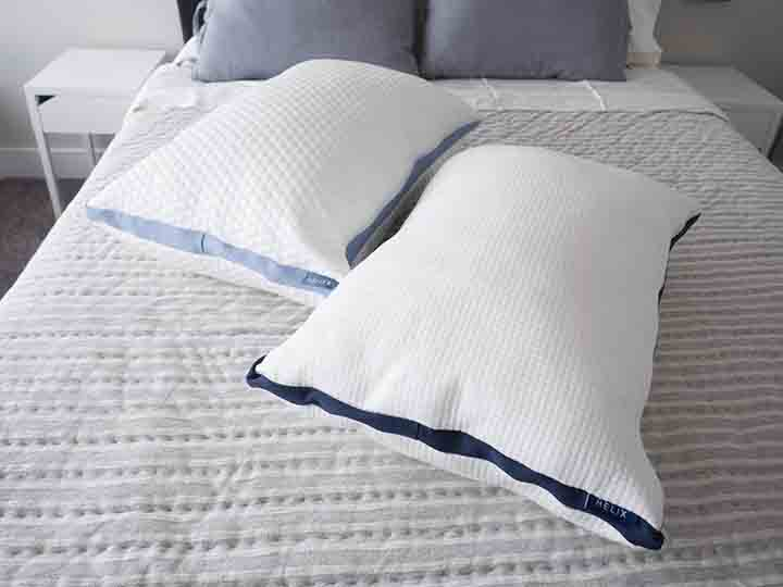 Helix + Helix Cool pillow review