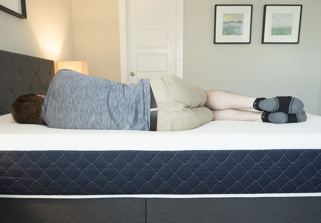 Brooklyn Bedding Bowery Mattress for side sleepers