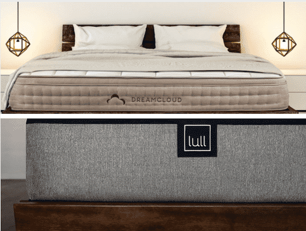 Dreamcloud Vs Lull Which Should You Choose Mattress