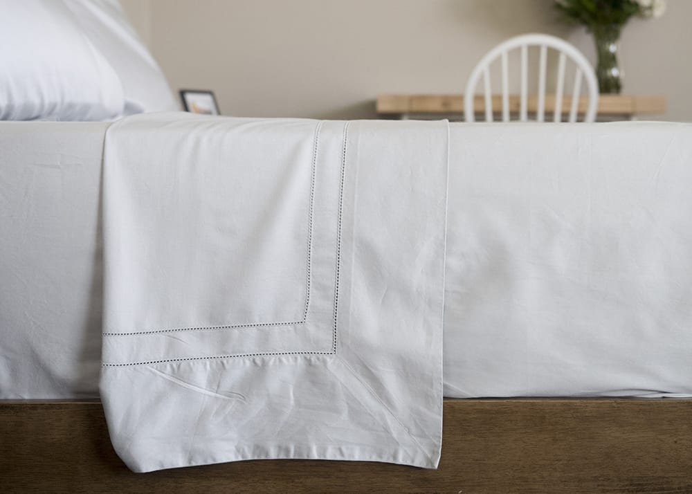frette doppio ajour top sheet
