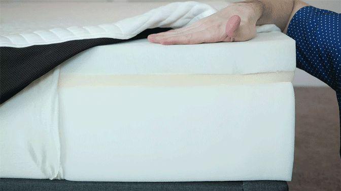 Nolah mattress feel