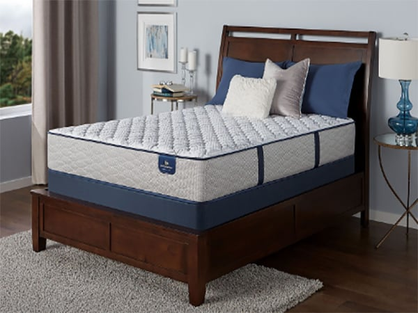 Serta Perfect Sleeper Castleview Firm A Good Fit For