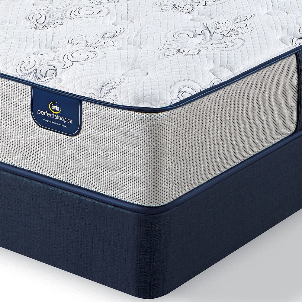 Serta Perfect Sleeper Castleview Plush Review An